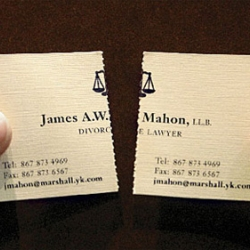 Selection of creative Business Cards, visual identity to make the difference.