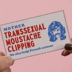 NY agency, MOTHER, designed & launched a series of fake businesses to celebrate their new office opening. This cute video for the Transsexual Barber Shop, shot with real people on the streets of Manhattan.