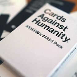 Cards Against Humanity made a special House of Cards pack for Netflix... what's even more interesting is the look at how the pack came to be and what didn't even make it in...