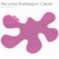 Recycled Bubblegum Carpet.