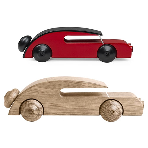 Kay Bojensen Automobil Sedans - gorgeous wooden cars originally created in 1937. Made of beech.