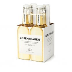 Copen*hagen by Carlsberg is a new beer targeting design aware 25–35 year olds. The clean design was made inhouse at Carlsberg.
