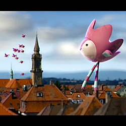 beautiful trailer for the 2008 Cartoon Forum in Ludwigsburg... created by students of Filmakademie Baden-Württemberg in Germany, one of the most important animation school in Europe...
