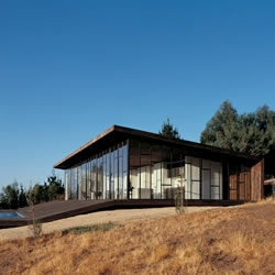 Casa Deck, Alto Rungue, Chile / Assadi + Pulido