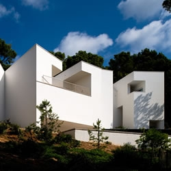 House in Majorca, Spain / Álvaro Siza
