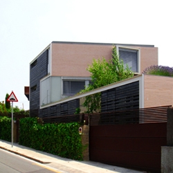 Casa P3, Barcelona / ARCHIKUBIK