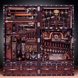 Studley Toolchest, ideal for the inventor or scientist.
