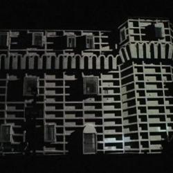 Amazing Architectural Visual Design LightShow by Apparati Effimeri (IT)