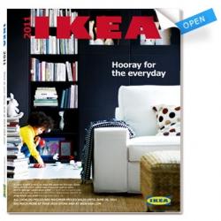 2011 IKEA catalog now online!