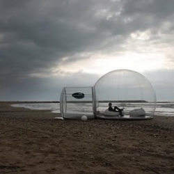 The Crystal Bubble concept living from Pierre Stephane Dumas is one of those genius ideas that puts things in perspective.  It's a pretty simple concept; however, it allows you to see the world for what it is.
