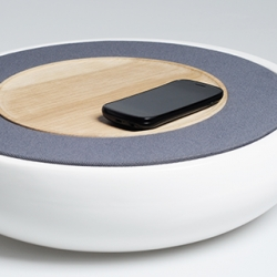 Industrial designer Victor Johansson explains how he merged the physical & digital with his new Ceramic Stereo.
