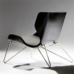 Take a look at the RVW Mollis easy chair, a lovely simplistic piece of furniture, which also looks really comfortable!