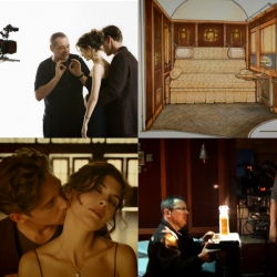 All about the latest Chanel no.5 film/ ad, Train de Nuit,  shot by Jean Pierre Jeunet and starring Audrey Tatou. Learn about the casting, the set design, the location, product placement, and lots more.