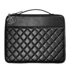 Chanel is joining the growing list of designers to release iPad cases.