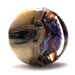 Incredible lampwork beads by Canadian artist Sherry Bellamy