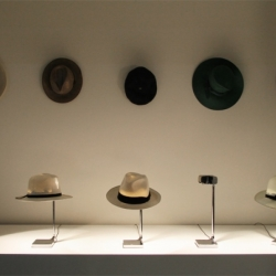 Phillipe Starck's chapeau light for Flos