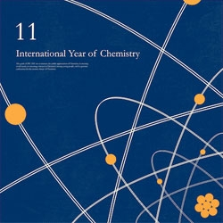 Beautiful series of posters to celebrate the International Year of Chemistry.