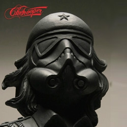 Urban Medium's CheTrooper is now available as a limited edition bust
