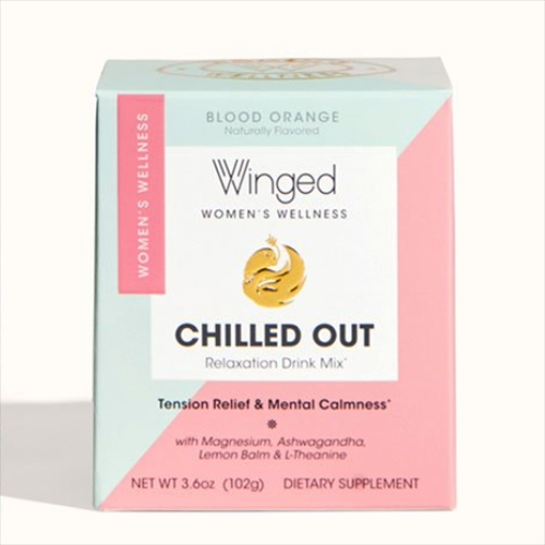 [NOTCOT recommended] Winged Wellness Chilled Out - Magnesium & Ashwagandha combo helps me snap out of a new-mom-haze/pandemic stress the last few weeks. Wish i found it sooner (no joke!) and so far more effective than other ashwagandha experiments.