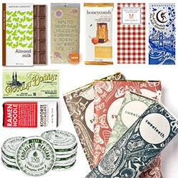 Chocolate Bars! Delicious, artisanal chocolate bars... and the stunning packaging to go with them! A super round up ~ please add your suggestions too!