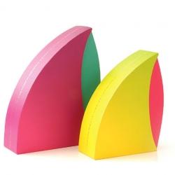 Awesome chocolate boxes designed by Gaku Abe.