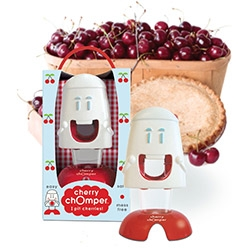 Cherry Chomper by Talisman Designs ~ fun packaging and product design