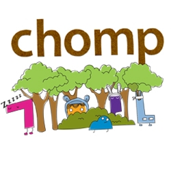 The Chomp campaign helps make it easy for kids to eat healthier with a new take on the lunch tray and veggie plate. [Editor's Note: super cute cardboard diorama veggie vids]