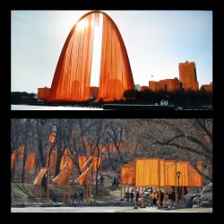 Brooklyn based artist and designer Tonky picks apart AT&T's recent plagiarism of Christo & Jeanne Claude's intellectual property. See video and full text after the jump!