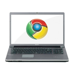 Interesting shift ~ Sony adopts Chrome as default Vaio browser...