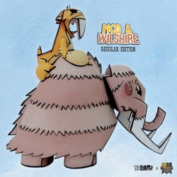 The Loyal Subjects and artist Joe Ledbetter are proud to announce the release of PICO AND WILSHIRE.