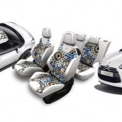 Japanese fashion house Kenzo has teamed up with French car manufacturer Citroën and the result is an awesome one - Citroen DS3 by Kenzo.