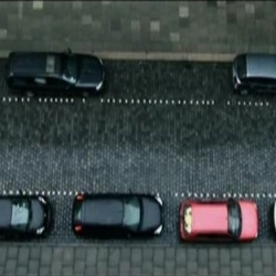 """Easy Parking"" - Great ad for the Citroën C4 with Parking Assistant."