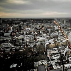 New Project by photographer Anthony Dickenson. His unique look over Londons Oxford Street and surrounding area.