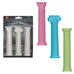 """dci - just released these great """"classic chalks""""  based on the classic orders in Greek architecture -designed by ken goldman"""