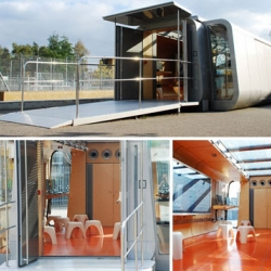 Classroom of the Future - Gollifer Langston Architects