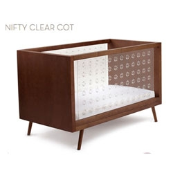 Nifty Clear Cot by hubabub.