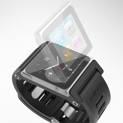 TikTok+LunaTik Multi-Touch Watch Kits - A great kickstarter project by Scott Wilson ~ fun project converting ipod nano's into watches!