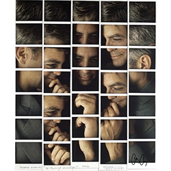 Maurizio Galimberti trained as a surveyor where he developed his rigorous point of view. Beautiful polaroid collage portraits ...