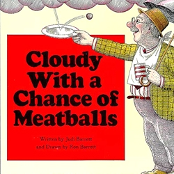 "The classic children's story ""Cloudy with a Chance of Meatballs"" is being adapted for a feature length 3D animated film. Sony Pictures Animation just released the trailer for the upcoming film."