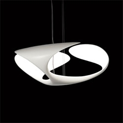 Kundalini will be presenting this new lamp design, Clover, by Brodie Neill in Milan next week.