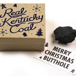 Send A Jerk A Lump Of Kentucky Coal For Christmas!