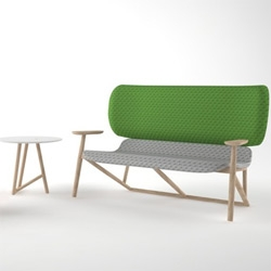 Preview Salone del Mobile 2011 | Patricia Urquiola for Moroso