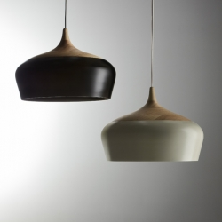 Not too much, not too little, Coco Flip's Coco Pendant lights are influenced by a balanced design philosophy.