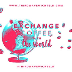 Third Wave Wichteln - the international specialty coffee exchange is back! The 3 Germans are hosting it again for the 3rd year. Enroll by Dec. 4th, if you want to exchange coffee with the world.