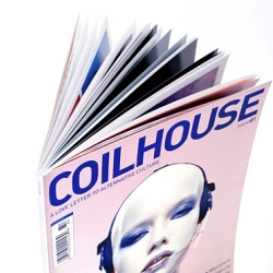 Coilhouse Magazine's Premier issue just went on sale. Don't miss it!