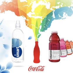 Coke buys Glaceau (makers of Vitamin Water, Smart Water, etc) ~ 4.1 Billion