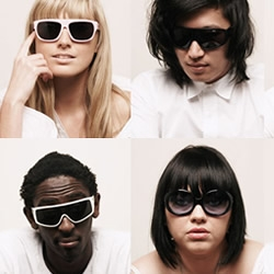 Colab Eyewear is an Australian company who collaborate with leading mixed-media artists on ultra-stylish and highly collectible shades.