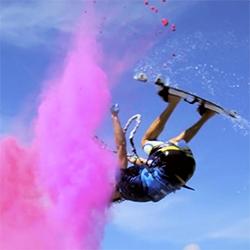 Holi Colors - The Film - Flysurfer Kiteboarding