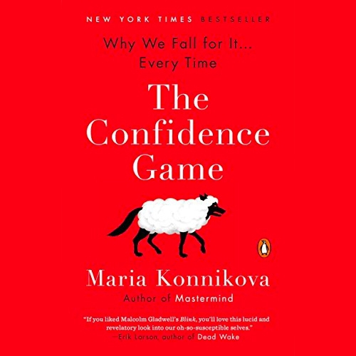 The Confidence Game: Why we fall for it every time by Maria Konnikova. NOTCOT recommended reading! Lately, i've been fascinated by the way behavioral psychology can inspire and influence great design.