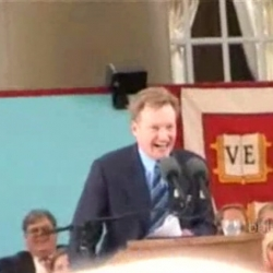 Conan O'Brien returned to Harvard in 2000 to give the Greatest Commencement Speech Ever.